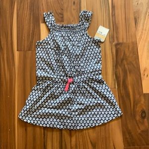 NEW Carter outfit one piece skirt size 6X
